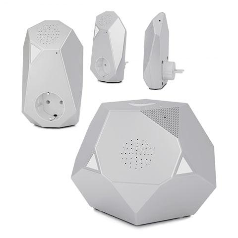 Visualfy Home lo componen el DSS y tres detectores